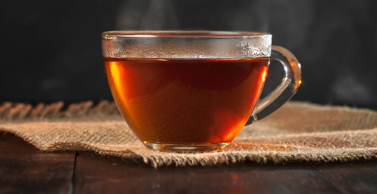 Tmavý čaj
